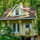 Workshop, Cottage, Prefab, Artist Studio, Cupola, Dormer, Porch